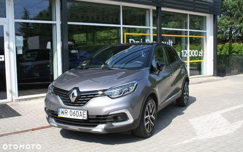 Renault CAPTUR 1.3 Energy TCe S-Edition ED