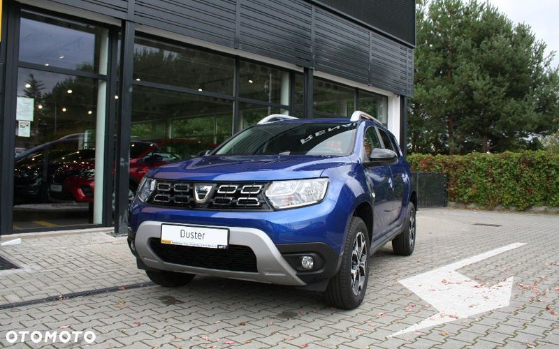 Dacia DUSTER 1.0 TCe SL Celebratio